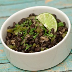 Healthy Side Dishes: Cuban-Style Black Beans | Leisure Life Style